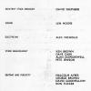 C Peel-Credits