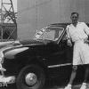 Seletar_1949_Dad_and_car