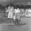 Seletar_1949_Dad_and_friend_swimming