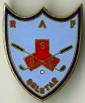 Seletar Golf club badge