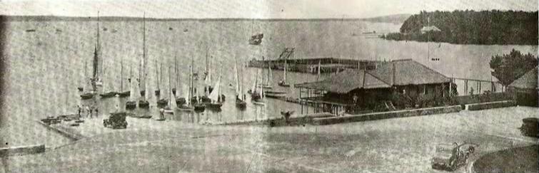 Club & Bathing pool 1934 2