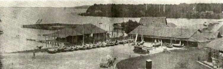 Club & Bathing pool 1934