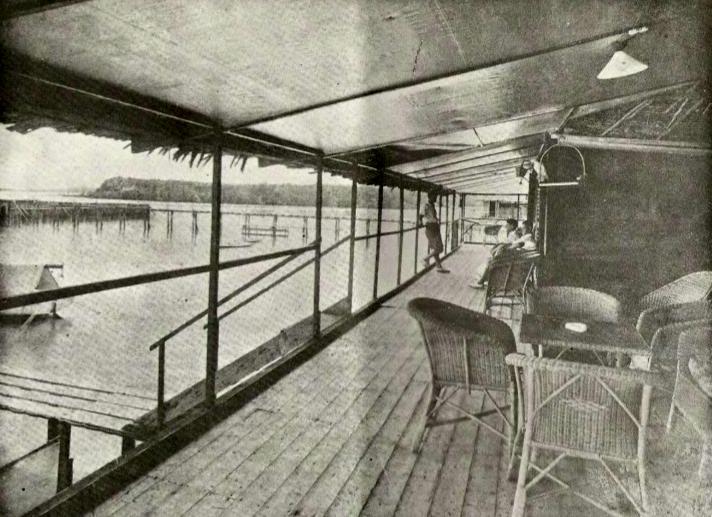 Club Verandah 1934