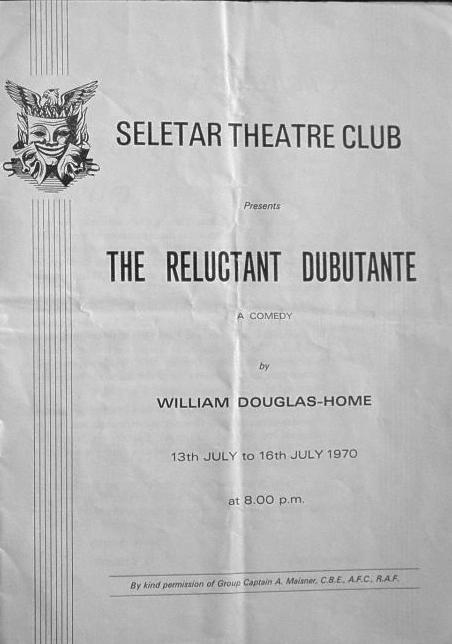 Reluctant Debutantet Prog 2
