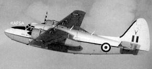 Seletar 1950s 1958-69 Pembroke (Percival) 209 Sqn
