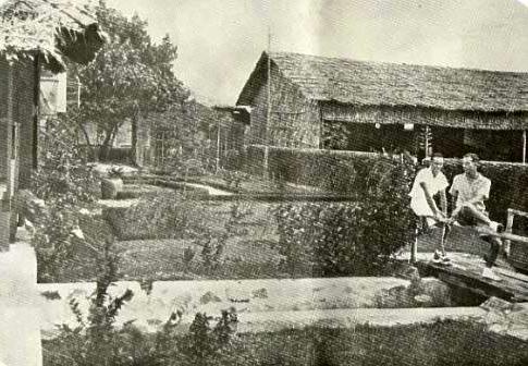 The Club Garden 1934