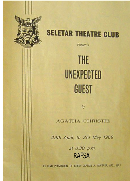 The unexpected Guest Prog 2